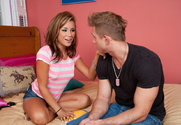 Tanner Mayes & Bill Bailey in My Sisters Hot Friend - Sex Position 1