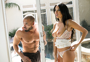 Anissa Kate & Karlo Karrera in My Wife's Hot Friend - Sex Position 1
