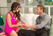 Ariella Ferrera & Ryan Mclane in My Wife's Hot Friend - Sex Position 1