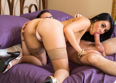 Charley Chase & Dane Cross in My Wife's Hot Friend