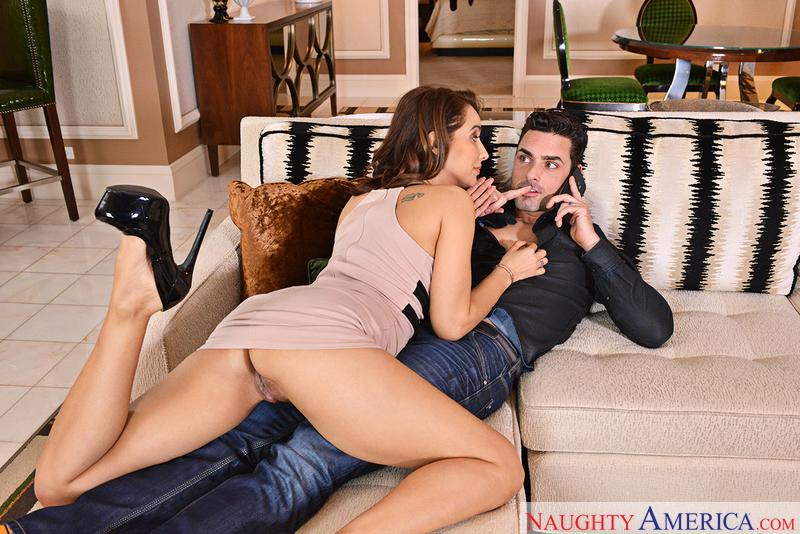 Naughtyamerica – ISIS LOVE & RYAN DRILLER Site: My Wife's Hot Friend
