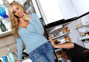 Julia Ann & Alec Knight in My Wife's Hot Friend - Sex Position 1