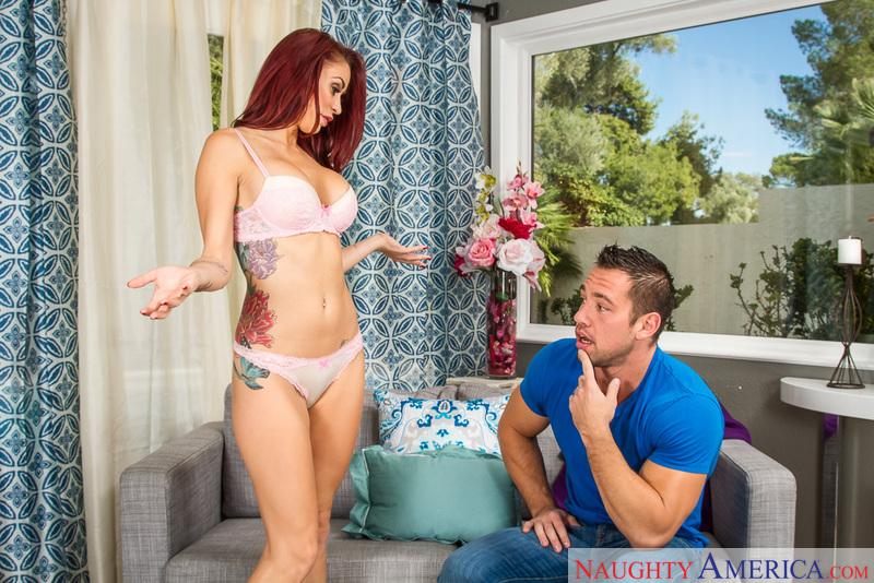 Monique Alexander & Johnny Castle In My Wife's Hot Friend