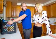 Katie Morgan & Xander Corvus in My Wife is My Pornstar - Sex Position 1