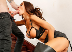 Sandee Westgate & Jared Grey in Dirty Wives Club - Centerfold