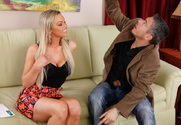 Abbey Brooks & Mick Blue in Neighbor Affair - Sex Position 1