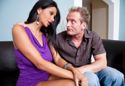 Ava Addams & Clarke Kent in Neighbor Affair - Sex Position 1