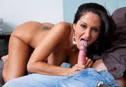 Ava Addams & Clarke Kent in Neighbor Affair - Sex Position 2