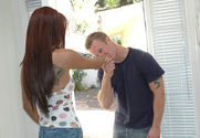 Daisy Marie & Jeremey Holmes in Neighbor Affair - Sex Position 1
