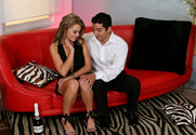 Holly Wellin & Marcos Leon in Neighbor Affair