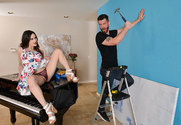 Jenna J Ross & Mike Mancini in Neighbor Affair