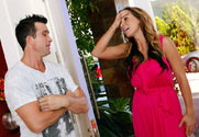 Nikki Sexx & Billy Glide in Neighbor Affair - Sex Position 1