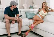 Sarah Jessie & Preston Parker in Neighbor Affair
