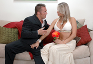 Vicky Vette & Marcus London in Neighbor Affair story pic