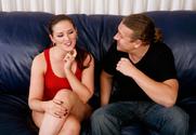 Caroline Pierce & Jerry in Naughty America - Sex Position 1