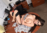 Cassidy Banks & Charles Dera in Naughty America