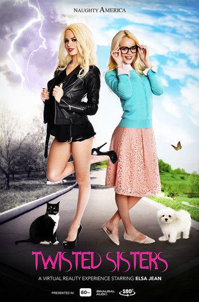 Watch Elsa Jean enjoy some American and Blonde!
