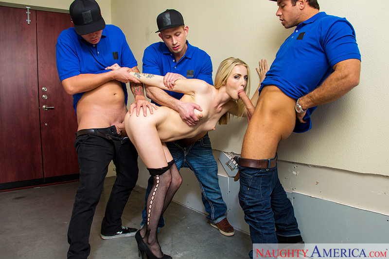 Naughtyamerica – Karla Kush & Bill Bailey in Naughty America