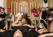 Karla Kush & Kendall Kayden & Mia Malkova & Sydney Cole & Charles Dera in Naughty America