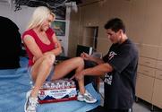 Krissy Lynn & Sergio in Naughty America - Sex Position 1