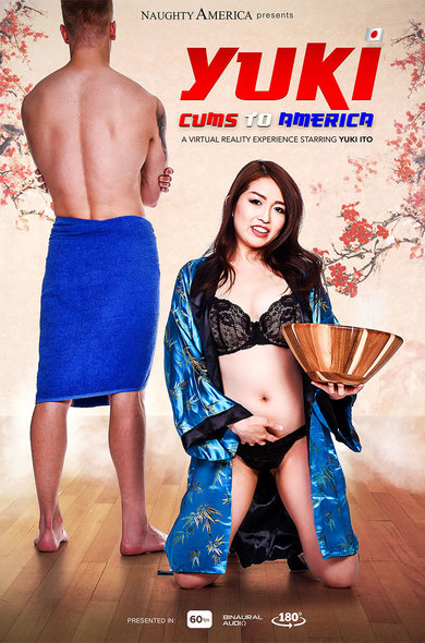Watch Yuki Ito enjoy some Asian and Black Hair!