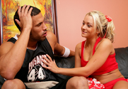 Briana Blair & Carlo Carrera in Naughty Athletics - Sex Position 1