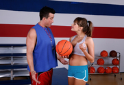 Nika Noir & Billy Glide in Naughty Athletics