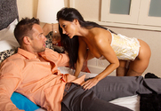 Ava Addams & Johnny Castle in Tonight's Girlfriend - Sex Position 1