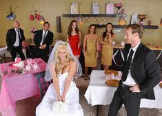 Jillian Janson & Ryan Mclane in Naughty Weddings - Centerfold