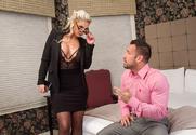 Phoenix Marie & Johnny Castle in Naughty Weddings - Sex Position 1