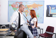Dolly Little & Sean Lawless in Naughty Bookworms