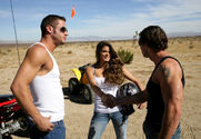 Madelyn Marie, Tony DeSergio & Danny Mountain in Naughty Country Girls - Sex Position 1