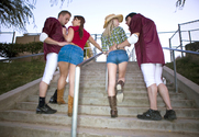 Shawna Lenee & Anthony Rosano in Naughty Country Girls story pic