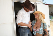 Tanya James & Alec Knight in Naughty Country Girls - Sex Position 1