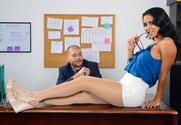Abby Lee Brazil & Xander Corvus in Naughty Office