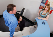 Alayna Dior & Cassandra Calogera & Alec Knight in Naughty Office
