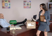Austin Kincaid & Ben English in Naughty Office story pic