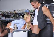 Capri Cavanni & Johnny Castle in Naughty Office - Sex Position 2
