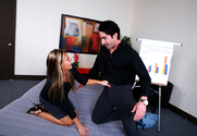 Charisma Cappelli & Charles Dera in Naughty Office