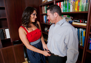 Charley Chase & John Strong in Naughty Office - Sex Position 1