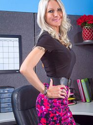 Emma Starr & Dane Cross in Naughty Office