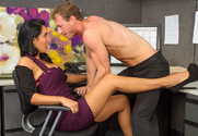 Isis Love & Ryan Mclane in Naughty Office
