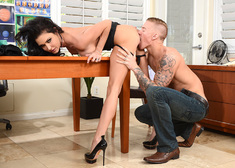Jessica Jaymes & Richie Black in Naughty Office - Centerfold
