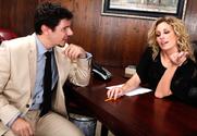 Kiara Diane & Denis Marti in Naughty Office story pic