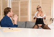 Kylie Page & Ryan Mclane in Naughty Office