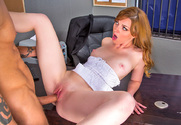 Marie McCray & Richie Black in Naughty Office - Sex Position 2