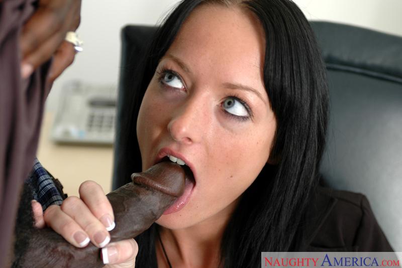 Porn star Melissa Lauren (ANAL) fucking hard