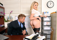 Mia Malkova & Bill Bailey in Naughty Office - Centerfold