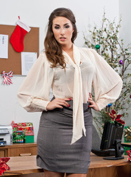 Paige Turnah & Anthony Rosano in Naughty Office
