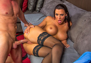 Rachel Starr & Preston Parker in Naughty Office - Sex Position 1